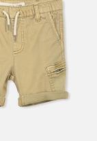 Cotton On - Jango walk short - khaki