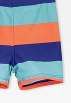 Cotton On - Billy boyleg swim trunk - multi