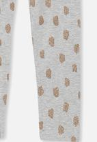 Cotton On - Huggie tights - light grey