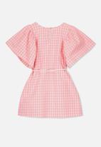 Cotton On - Livvy dress - pink