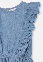 Cotton On - Lulu dress - blue