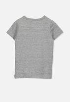 Cotton On - Max short sleeve tee - grey
