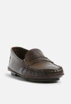 Superbalist - Mark driver loafer - brown