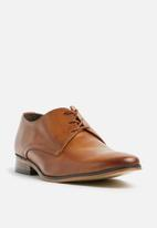 Superbalist - Marlon leather derby  - tan