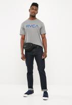 RVCA - Big RVCA T-shirt - grey