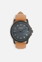 Superbalist - James leather watch - tan