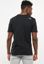 The North Face - Easy tee - black DNU