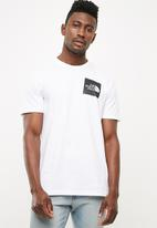 The North Face - Fine tee - white