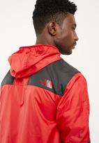 The North Face - 1985 mountain jacket - red & black