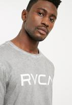 RVCA - Big tiedye T-shirt - grey