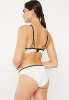 DORINA - Tasha brief - white