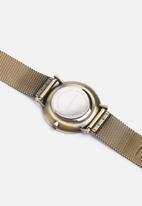 Superbalist - Sophie mesh watch - bronze