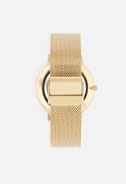 Superbalist - Sophie mesh watch - gold