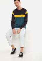 Cotton On - Tbar long sleeve tee - multi