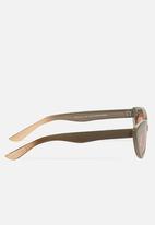 Cotton On - Delilah cat eye sunglasses - espresso