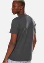 Cotton On - Tbar short sleeve tee - charcoal