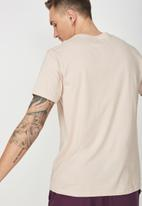Cotton On - Tbar short sleeve tee - peach