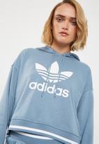 adidas Originals - Active Icons hoodie - blue