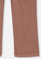 Cotton On - Iggy pant - brown