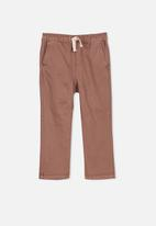 Cotton On - Iggy pant - brown