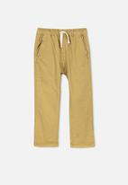 Cotton On - Iggy pant - yellow
