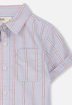 Cotton On - Jackson short sleeve shirt - multi