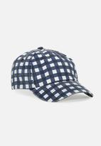 Cotton On - Baseball cap - navy & white