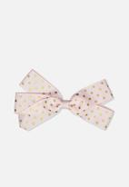 Cotton On - Dress up hair clip - pink