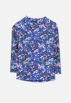 Cotton On - Hamilton long sleeve rash - multi