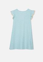 Cotton On - Katie flutter sleeve nightie - fairy ballerina