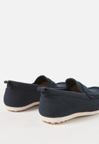 Cotton On - Billy boat shoes - navy