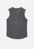 Cotton On - Orson tank - grey