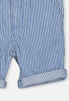 Cotton On - William walk short - blue