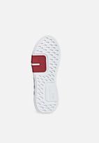 adidas Originals - EQT bask ADV - noble maroon, grey two f17 & ftwr white