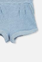 Cotton On - Charlotte short - blue