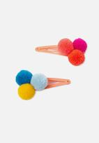 Cotton On - Fashion hair clips - multi