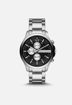 Armani Exchange - Hampton - silver