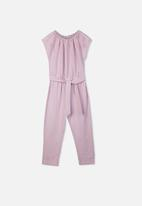 Cotton On - Adele long jumpsuit - purple