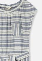 Cotton On - Adele long jumpsuit - grey