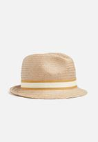 Superbalist - Tribly with two tone trim - natural