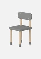 Clever Little Monkey - Play chair - urban grey