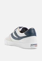 SUPERGA - Superga  - white & blue