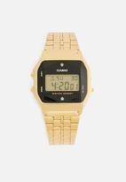 Casio - Wrist watch digital - gold