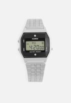 Casio - Wrist watch digital - silver