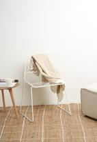 U3 - Griffin chair - white