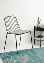 U3 - Vega chair - black