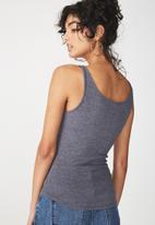 Cotton On - Everyday summer femme tank - grey