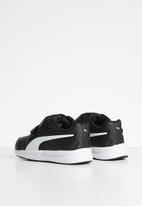 PUMA - Escaper infants sneaker - black & white