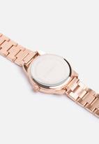 Superbalist - Chain strap watch - rose gold