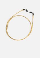 Unknown Eyewear - Sunglasses chain - gold